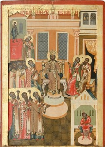 First_Council_of_Nicea_(icon)